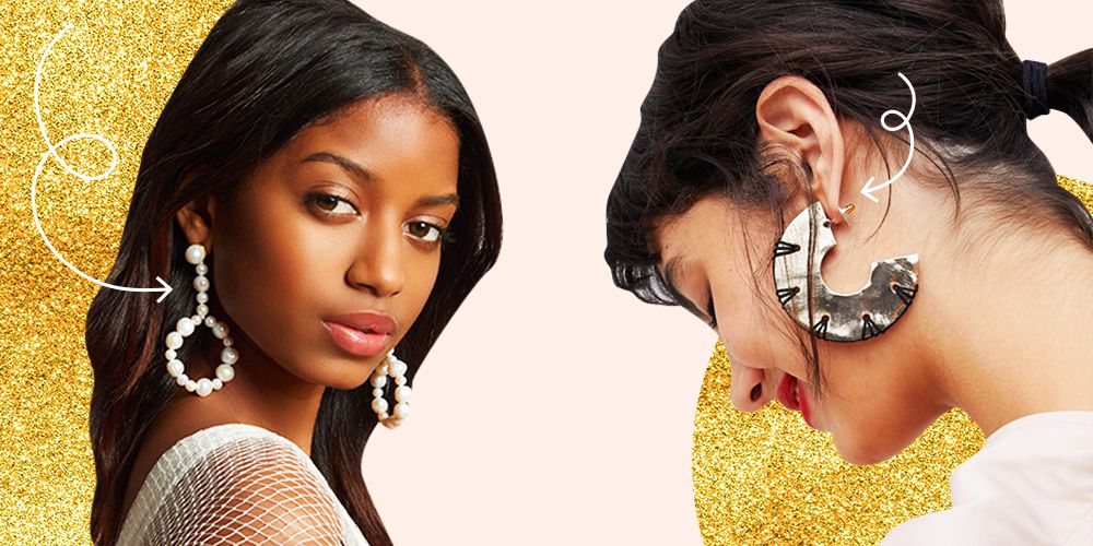 How to Wear Heavy Earrings Without Stretching Your Ear Lobes