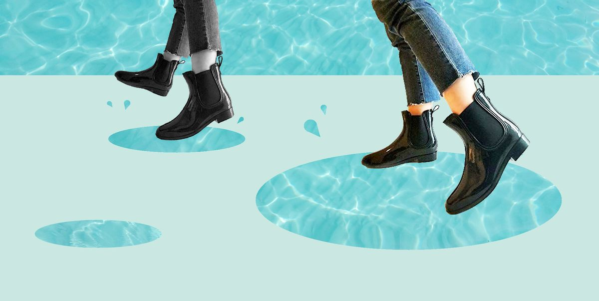 Shop Adorable Waterproof Chelsea Boots from Amazon Fashion