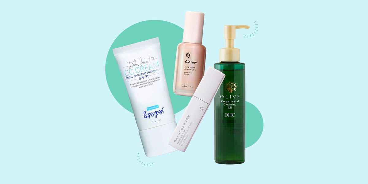 Watch Cosmo's Beauty Team Share Their Favorite Skincare Products