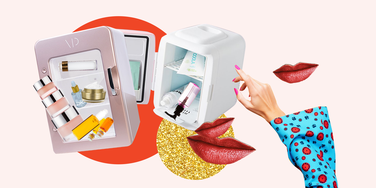9 Best Beauty, Makeup, and Skincare Fridges of 2019